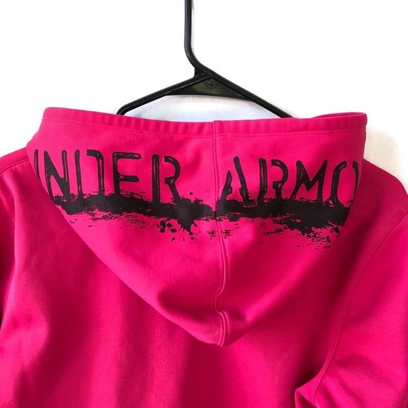 Sold Under Armor hoodie